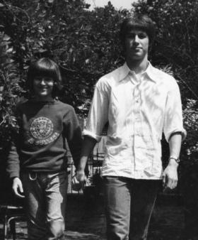 Francesco Tadini e Michele Tadini, anni '70