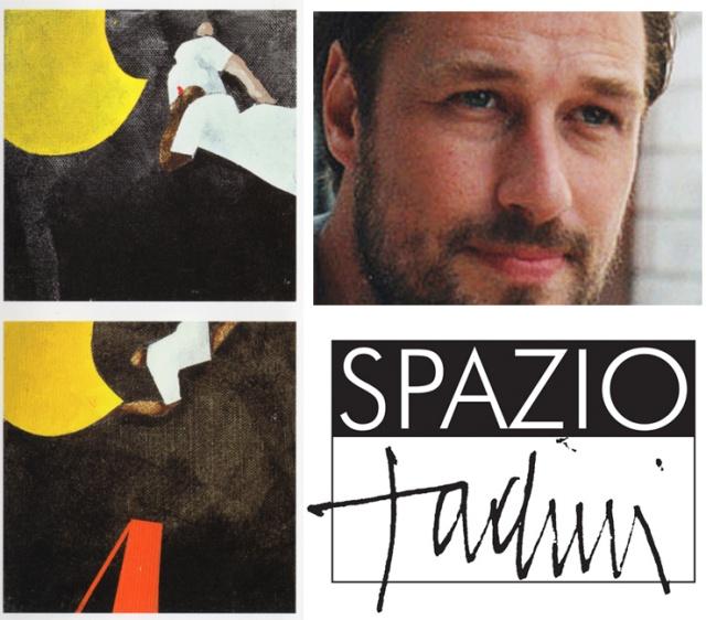 Francesco Tadini, gallerista, ha fondato Spazio Tadini