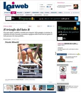 Lato B, Leiweb, Corriere, Francesco Tadini
