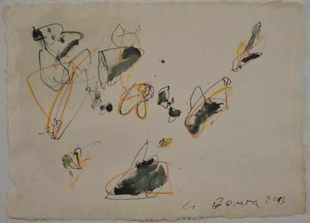 Spazio Tadini - mostra Gustavo Bonora