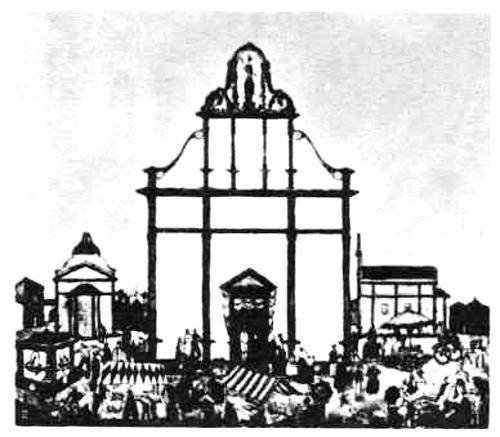 Architetture e costruzioni, di Margherita Sarfatti, 1925 – da Edilizia Moderna