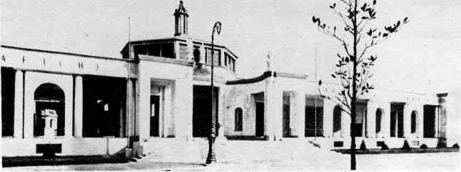 Architetti in Lombardia, di Giovanni Muzio, dalla rivista Dedalo, 1931