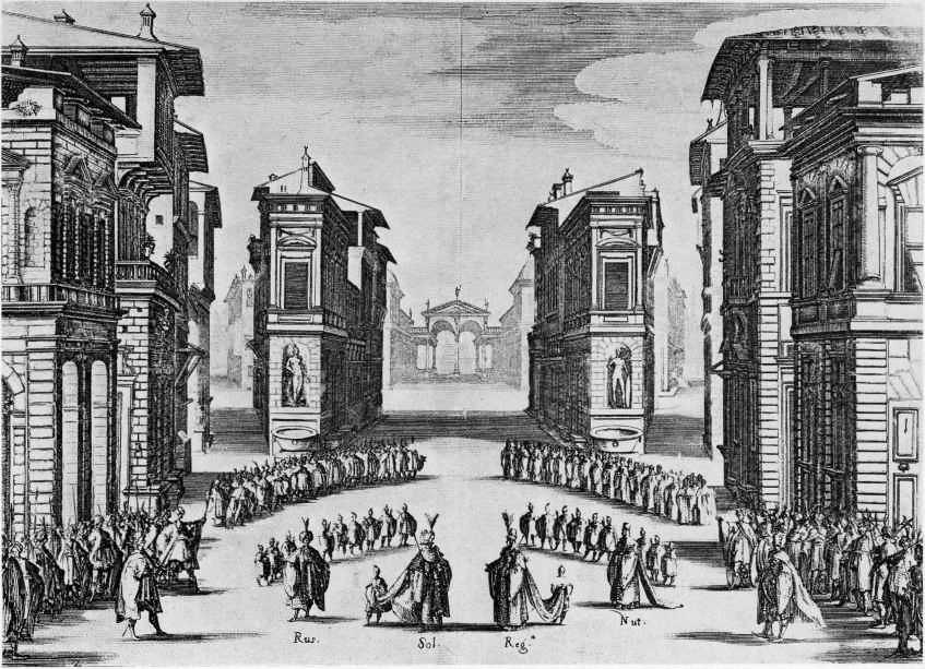 Sebastiano Serlio, Trattato di architettura e scenotecnica del Cinquecento