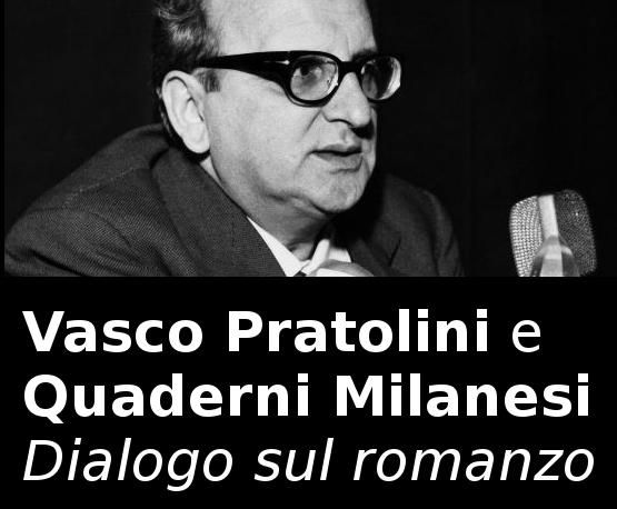 Vasco Pratolini: il romanzo