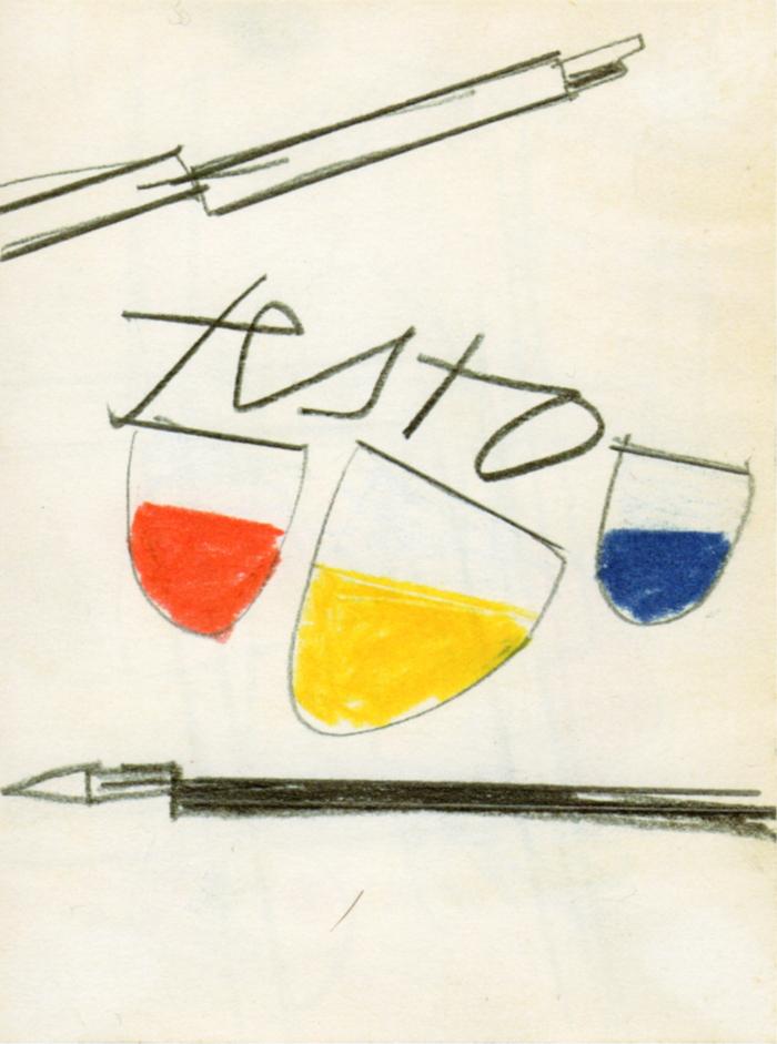 Emilio Tadini: parole & figure di Pagine d'Arte