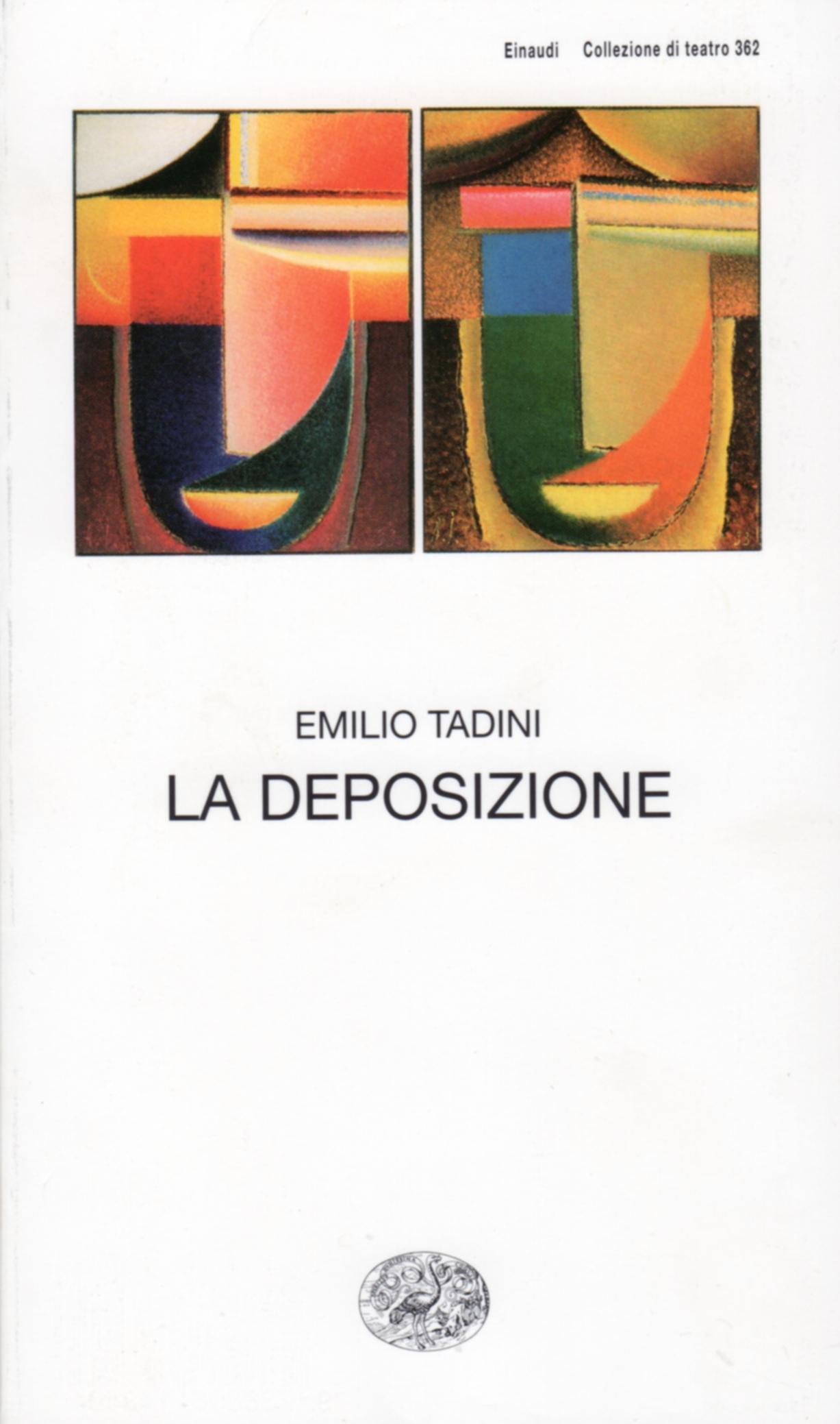 Andrée Ruth Shammah regista de La deposizione di Emilio Tadini