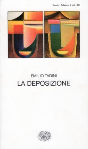 La deposizione di Emilio Tadini